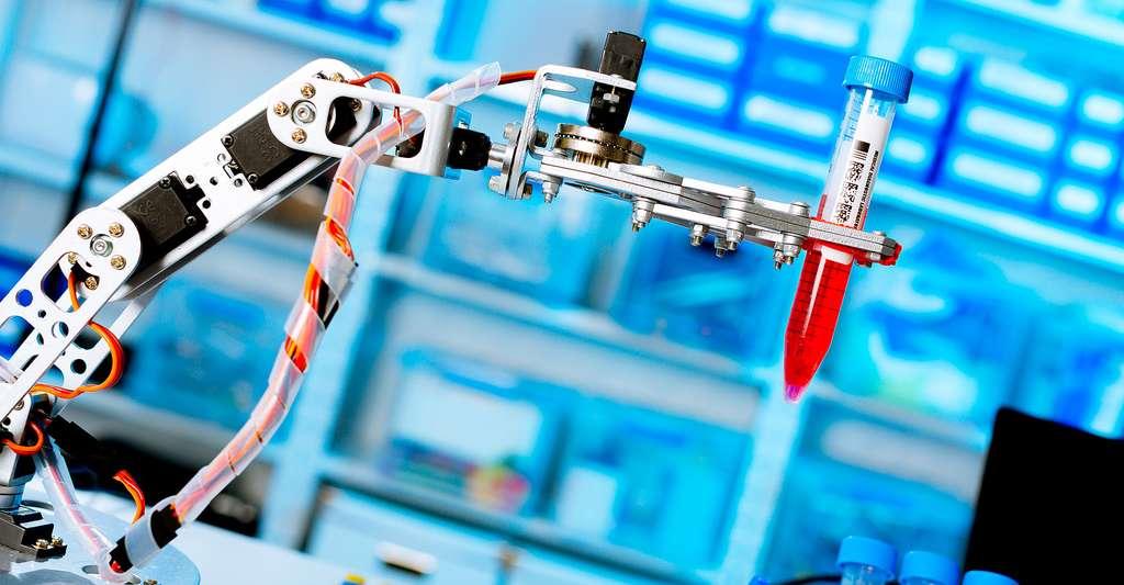 Parcours robotique numérique